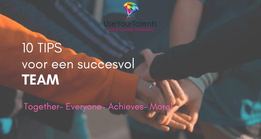 Succesvol team